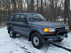 1991 Toyota Land Cruiser  1991 Toyota FJ80 Land Cruiser 91K Miles. Non-Smoker Runs Great