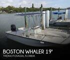 2010 Boston Whaler Montauk 190 Used