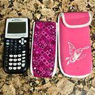 Pink TI-84 PLUS Calculator