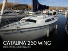 2004 Catalina 250 Wing Used