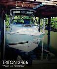 2006 Triton 2486 Used