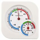Classic WS-A7 Indoor Outdoor Mini Wet Hygrometer Humidity Thermometer Tempe F5Z4