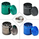 Multi-color 4 Layers Alloy Metal Hand Muller Herb Spice Tobacco Grinder Crusher