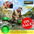 GARRETT METAL DETECTORS DELUXE GRAVITY TRAP GOLD PAN/PANNING KIT 1651410