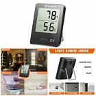 Habor Portable Hygrometer Thermometer Digital Indoor Humidity Monitor Gauge New