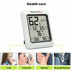 Hygrometer Indoor Humidity Monitor Gauge Thermometer Digital LCD Dehumidifiers