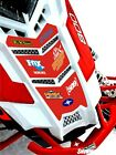 POLARIS HOOD decal SWITCHBACK RUSH 800 600 PRO S X AXYS 120 137 144 155 WHITE LO