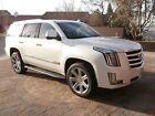 2015 Cadillac Escalade Luxury 4 WD Used 2015 Cadillac Escalade Luxury 4WD