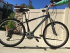 "Excellent Cond. Slightly Used 2009? Gray Diamondback Wildwood Comfort Bike 26"""