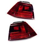 VW Golf 7 5g Set US Rear Lights Tail Lights Set EXTERIOR LEFT+Right