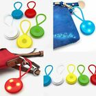 Bag Silicone Safety Protector Bike LED Tail Child Light 5 Set Mini Reflector NEW