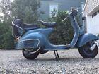 1964 vespa scooter