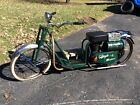 Vtg /Antique1947 Safticycle Mountaineer org 2 owner motor bike-title-very good