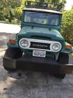 1973 Toyota Land Cruiser FJ40 1973 Toyota Land Cruiser Rocks the Ride