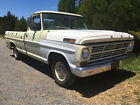 1969 Ford F-100  1969 Ford F-100 - Clean and Strong