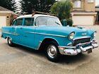 1955 Chevrolet Bel Air/150/210 N#513 25 1955 CHEVROLET BEL AIR 150/210 UNRESTORED CALIFORNIA CAR LOW MILES RUST FREE!!!