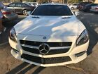 2013 Mercedes-Benz SL-Class  2013 Mercede Benz SL550 Roadster Coupe White