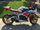 2014 Honda CBR  CBR1000RR SP  (1 of 500).  Never used as race bike.  Never used as track bike.