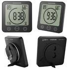 [Newest Version] Kadams Digital Clock Timer With Alarm, Waterproof For Water Spr