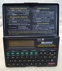 Seiko SII Berlitz Spanish/English Dictionary Electronic Digital Pocket Translate
