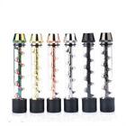 7pipe Twisty Glass Blunt Pipe kit Glass Twisty High Tech Dry herp Free Shipping