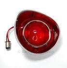 (LH) 1971 Chevy Chevelle SS & Malibu Red LED Tail Lights - 1157 Plug