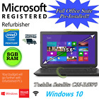 Toshiba Satellite C55-B5270 Laptop Windows 10