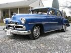 1951 Dodge D42  1951 DODGE MEADOWBROOK Fluid Drive