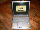 VINTAGE Windows 98 SE DOS LAPTOP Computer PC CNC MACHINING EMBROIDERY Industrial