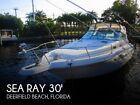 1996 Sea Ray 300 Sundancer Used