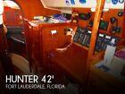 1996 Hunter Passage 42 Center Cockpit Used