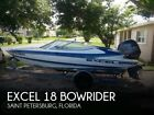 1994 Excel 18 Bowrider Used