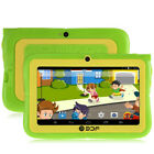"7"" BDF E88 2500mAh Kids Tablet PC Quad Core 1.2GHz 4GB Cameras WiFi Green"