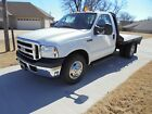 2007 Ford 1 Ton Pickup  2007 ford service truck