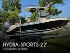 2008 Hydra-Sports Vector 2200 CC Used