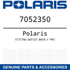 OEM Polaris FITTING-OUTLET,MAIN,Y PRS 7052350