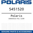 OEM Polaris WINDSHIELD-TALL CLEAR 5451520
