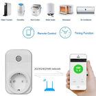 Smart Socket Plug WiFi Wireless Remote Socket Adaptor Power on/off with Phone DE