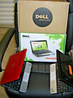 Dell Inspiron Mini 1011 10.1in Black Red Nickelodeon Notebook Laptop $149 and up