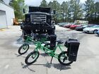 Rare lightly used bright green Golf Bike 6 speed limited edition Golf Bicycle