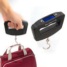 Pocket Portable Mini LCD Digital Hanging Luggage Weight Hook Scale In Hand