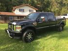 2009 Ford F-250 Lariat 2009 F250 Lariat 4X4 Powerstroke NEW NEW! only 87,000 miles