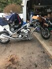 2011 Custom Built Motorcycles Chopper  2011 voodoo custom chopper