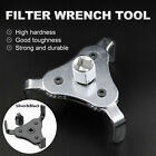 Alloy Adjustable Two Way Oil Filter Wrench with 3 Jaw Car Repair Hand Tools
