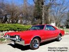 1967 Oldsmobile 442 Restored 1967 Oldsmobie 442 Holiday Coupe