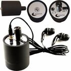Ear Bug Listen Through Wall Device SPY Eavesdropping Microphone Voice Gadgets @R