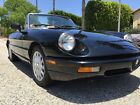 1992 Alfa Romeo Spider  1992 Alfa Spider veloce  convertible  Original Californian Car !NO RESE!