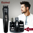 6 in1 Hair Clipper Electric Shaver Sideburn Beard Trimmer Men Style Machine US