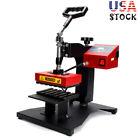 6Pcs Digital LoGo Pen Heat Press Machine For Ball-point Transfer Printing US