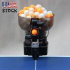 HP-07 Ping Pong Automatic Ball Machine Table Tennis Robots Ball Machine US